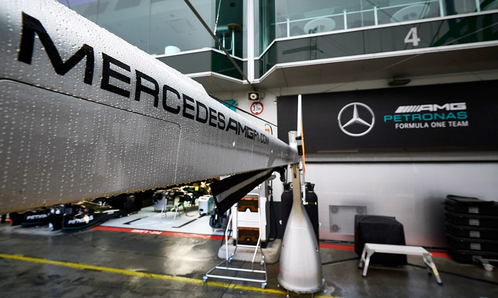 nazwa Mercedes zostaje w F1