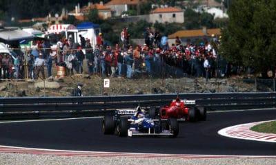 poprzednie GP Portugalii Estoril 1996
