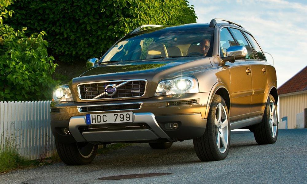 używane suv-y 4x4 Volvo XC90 2011