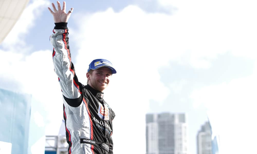 Scott Speed Formula E