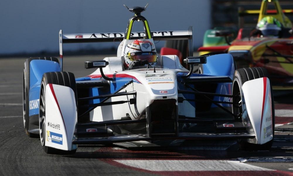 Jean Eric Vergne Andretti