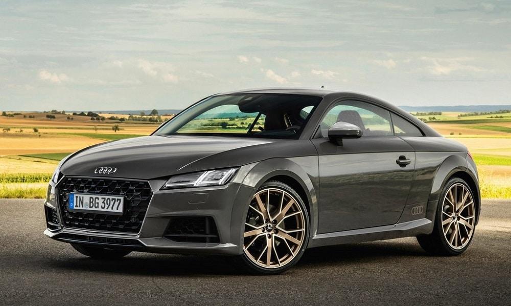 Audi TT Bronze Selection