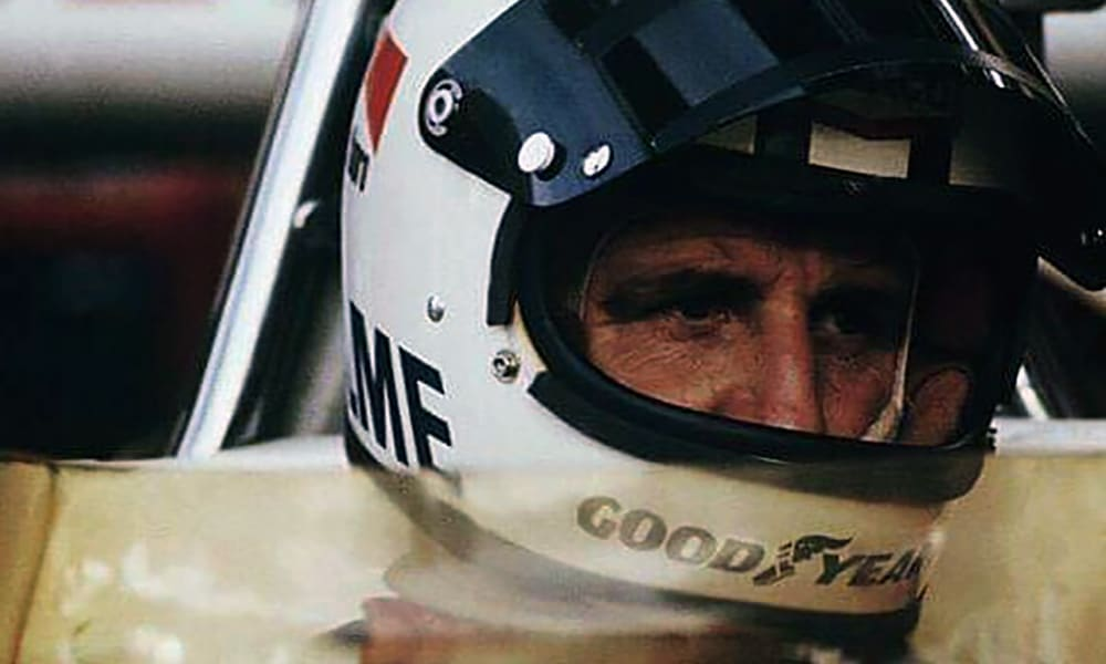 Denny Hulme F1 The Bear ksywy kierowców F1