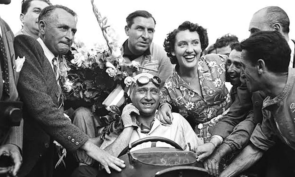 El Maestro Fangio ksywy kierowców f1