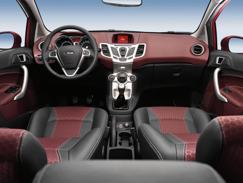 Fiesta Mk7 (2008)
