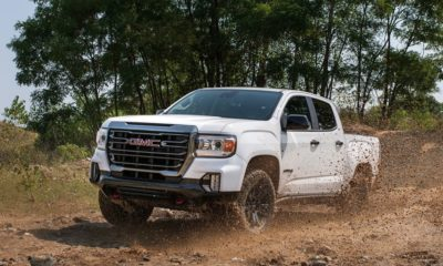 GMC Canyon AT4 Off-Road Performance Edition