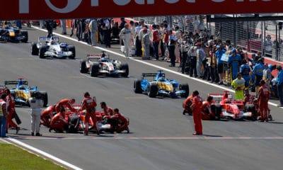 GP Turcji 2006 przed wyścigiem