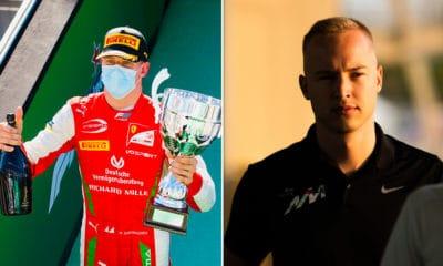 Haas Schumacher i Mazepin 2021