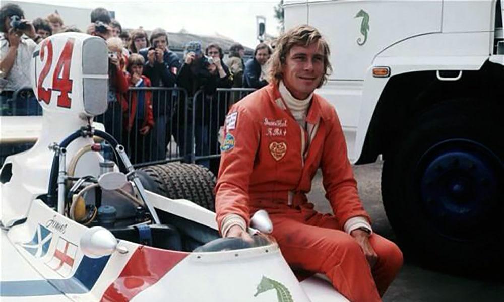 James Hunt ksywy kierowców F1