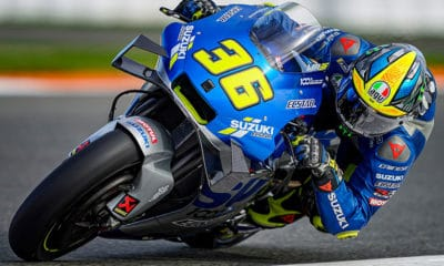 Joan Mir GP Europy Suzuki Ecstar 2020 MotoGP win