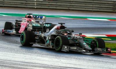 Lewis Hamilton wygrana GP Turcji 2020