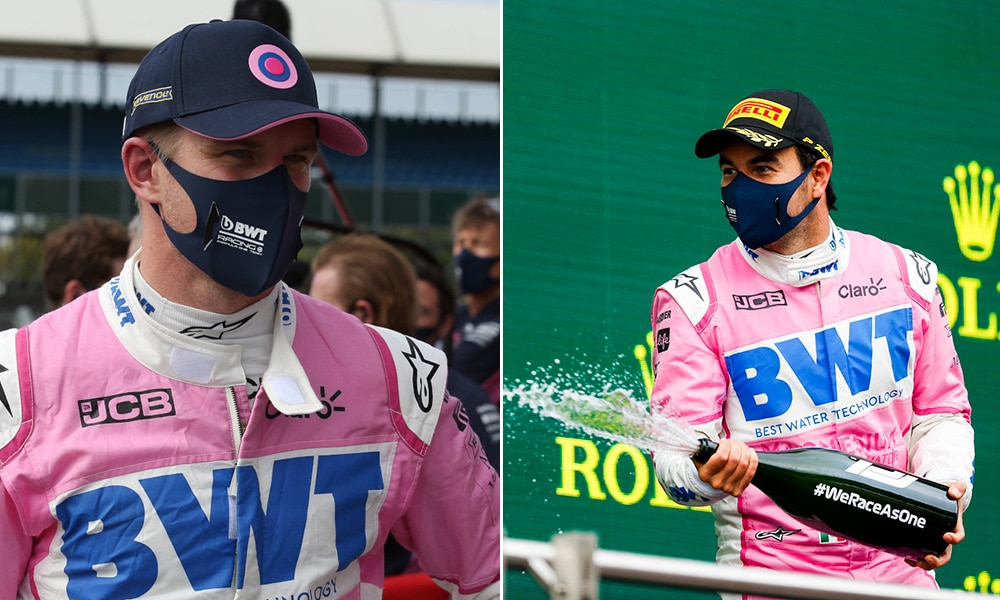 Nico Hulkenberg i Sergio Perez 2021 kandydaci Red Bull