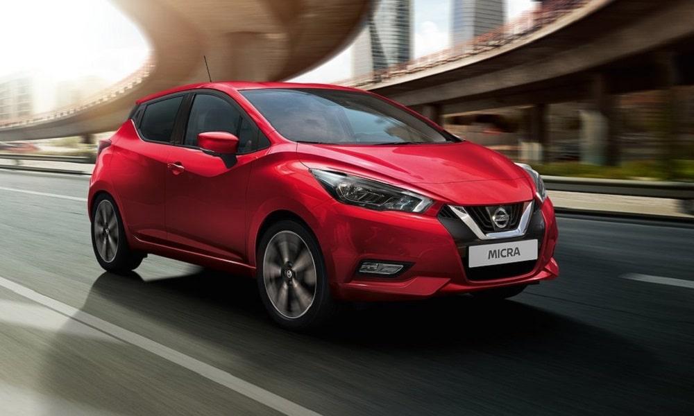 Nowy Nissan Micra
