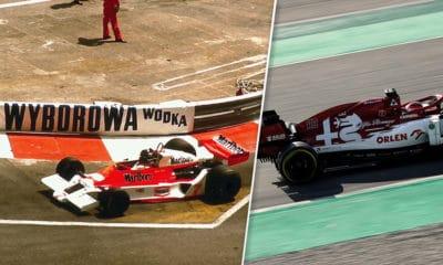Polscy sponsorzy w F1 od Wyborowa po PKN Orlen