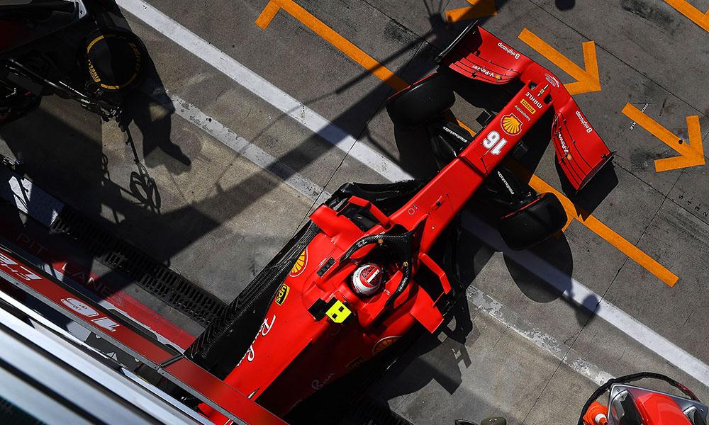silnik Scuderia Ferrari silnik superfast 2021