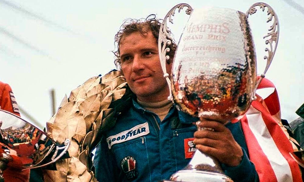 Vittorio Brambilla Stuart dent Goryl ksywy kierowców F1