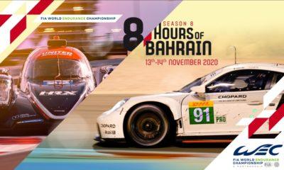 WEC Bahrain 2020 transmisja