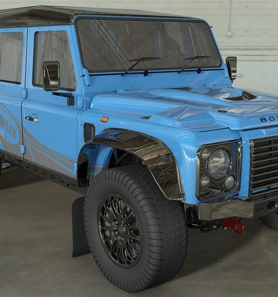Land Rover Defender Bowler