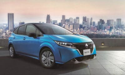 nissan note 2020 japonia