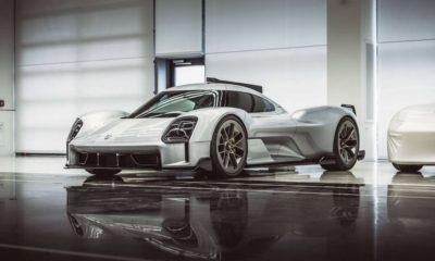 10 konceptów Porsche - Porsche 919 Street