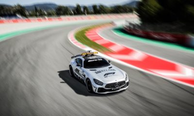 safety car mercedes