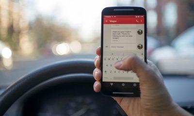 google blokada telefonu podczas jazdy