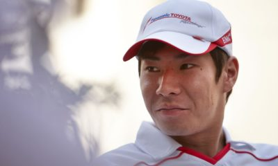 Kamui Kobayashi, Toyota 2009