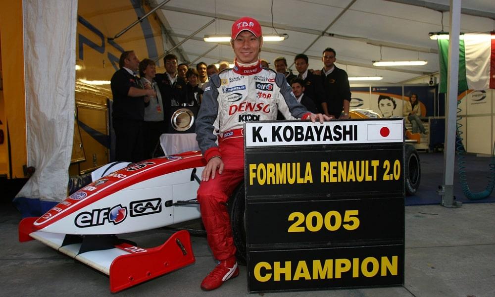 Kamui Kobayashi, 2005 FR
