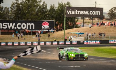 Bentley program GT3