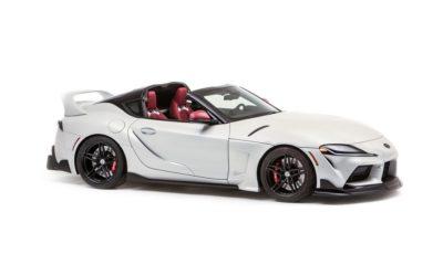 Toyota Supra Targa Mk5