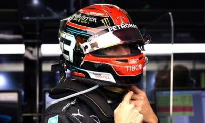 George Russell w Red Bullu spekulacje Mercedes foto Hamilton uraza