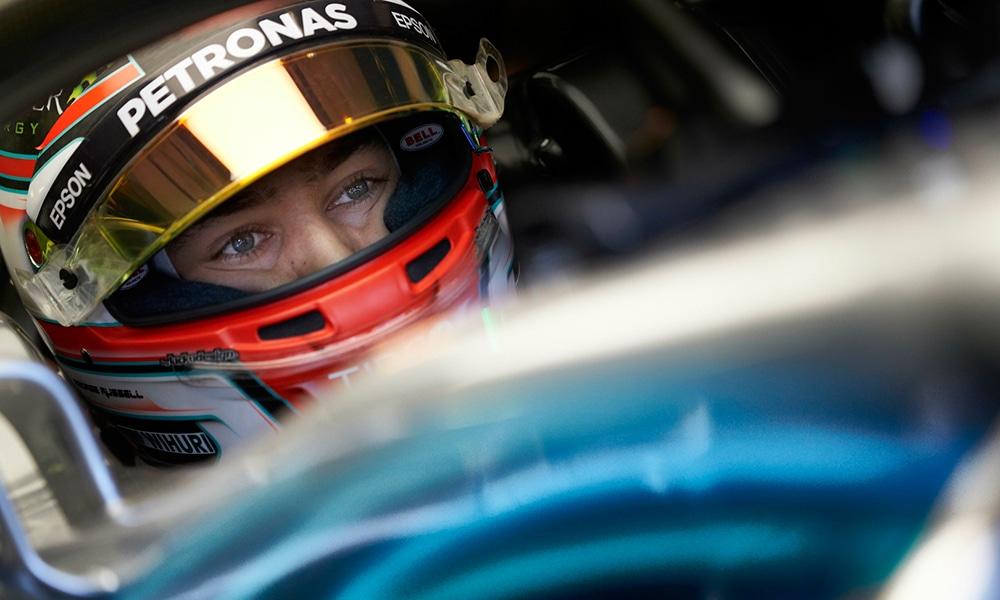 George Russell zastąpi Lewis Hamilton GP Sakhir 2020