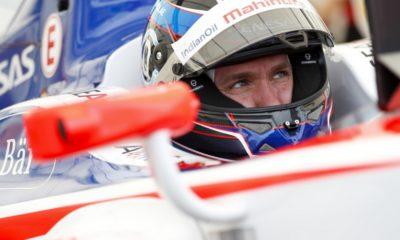 Nick Heidfeld Formula E Mahindra
