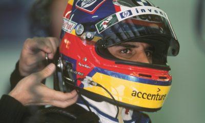 Juan Pablo Montoya 2003
