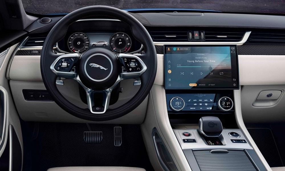 Jaguar F-Pace SVR FL