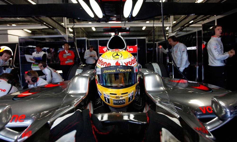 Lewis Hamilton wierzy w sukcesy McLarena z Mercedesem