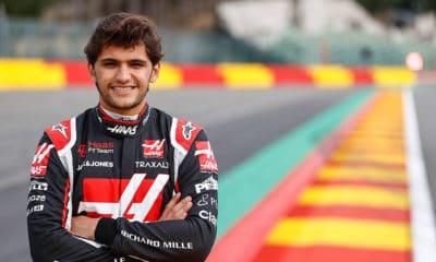Pietro Fittipaldi kariera biografia Haas debiut 2020 F1
