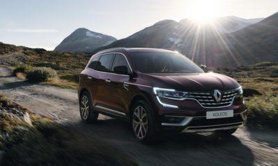 Renault Koleos po liftingu
