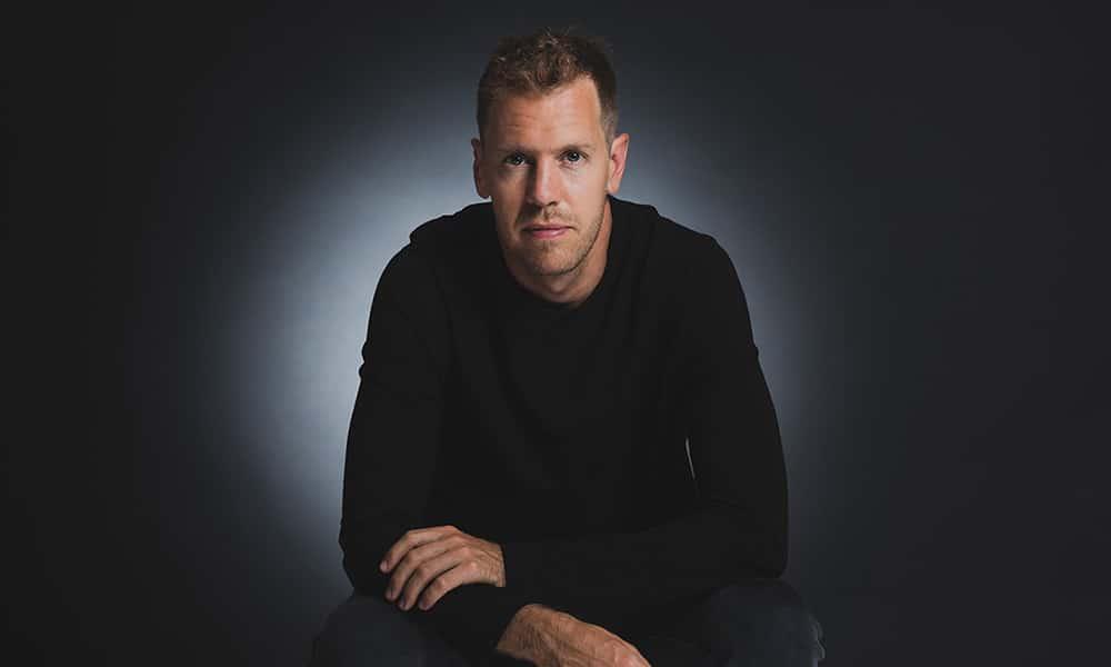 Sebastian Vettel Aston Martin 2021 F1