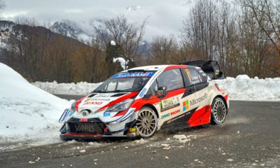 Sébastien Ogier ACI Monza Rally WRC 2020
