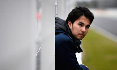Sergio Perez w Red Bull Racing 2021