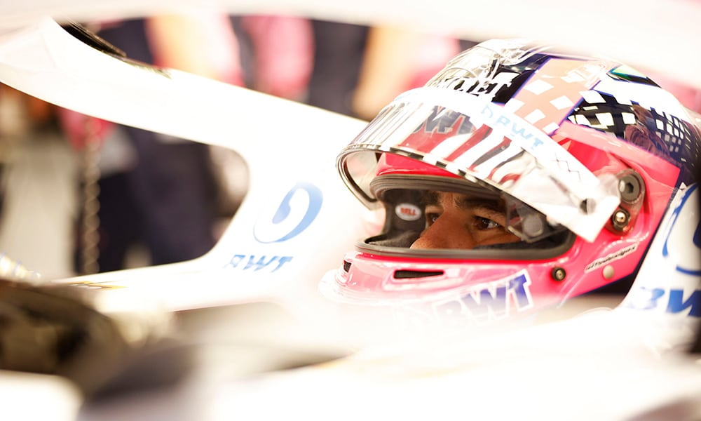 Sergio Perez w Red Bullu 2021 plotki