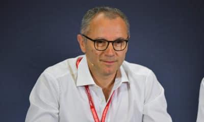 Stefano Domenicali F1 2020 Twitter