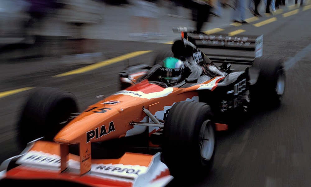 Takagi Twitter Arrows F1 1999