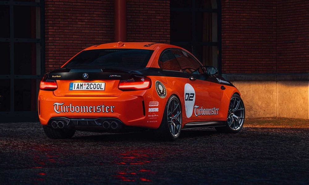 BMW M2 Turbomeister Edition
