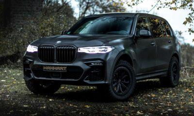 BMW X7 Dirt Edition