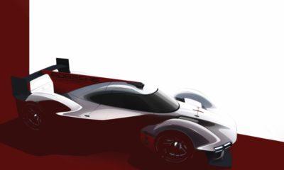 Porsche LMDh 2023