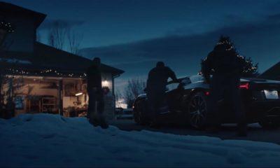 najlepsze świąteczne reklamy motoryzacyjne lamborghini