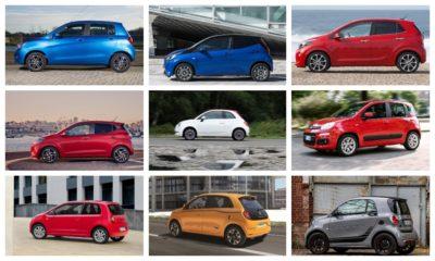 najmniejsze samochody