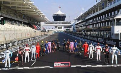 oceny kierowców i zespołów F1 2020